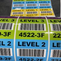 Numbered Labels